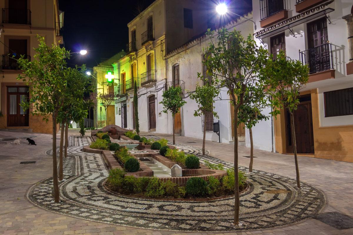 Situación Apartamentos Miguel Ángel